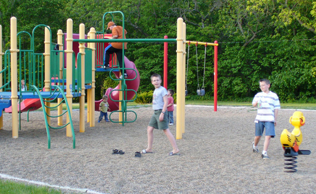 Picture of playground